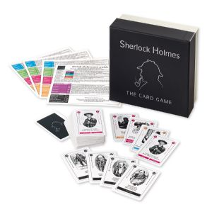 Sherlock Holmes The Card Game (Special Offer)